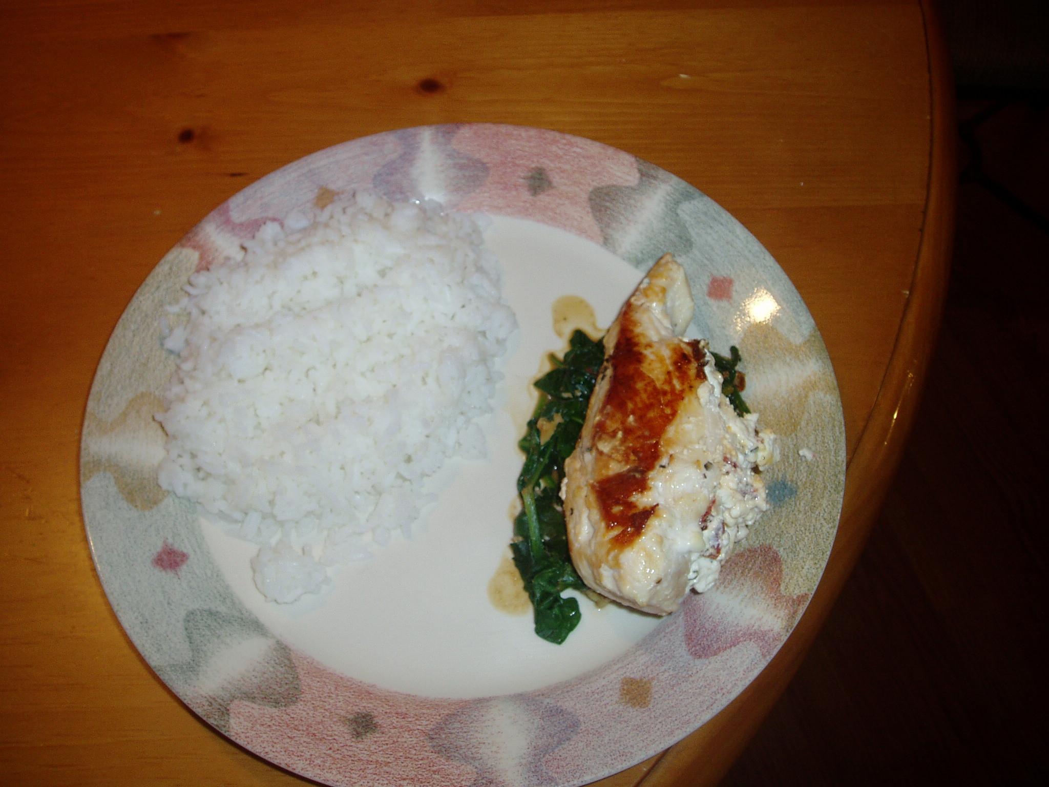 Feta-Stuffed Chicken