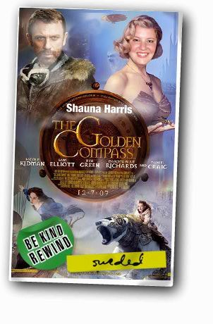 The Golden Shauna